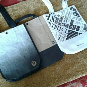 Lululemon Gift Bags
